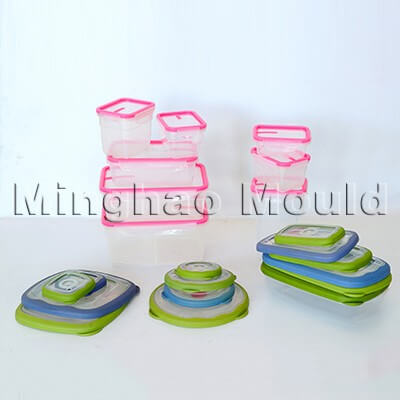 China Two color Mould
