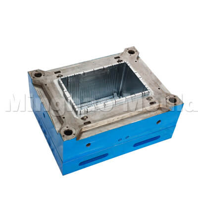 Plastic Turn Over Box Mould