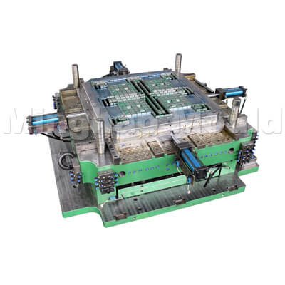 Plastic Injection Pallet Mould 03