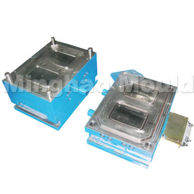 Two Cavities thin wall mould