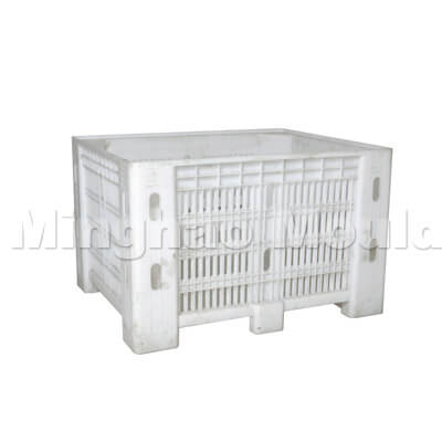 China Turnover Box Mould