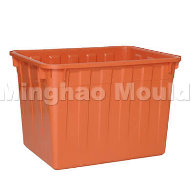 China Turn Over Box Mould